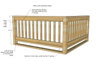 Ana White | Wood Handrail Plans - DIY Projects