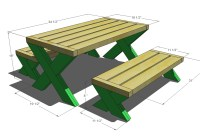 DIY Wood Design: Choice 5 board indoor wood bench plans