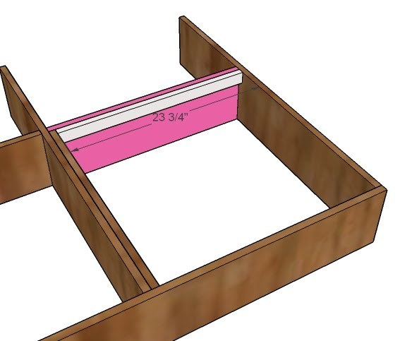 Ana White Corner Hutch Plans For The Twin Storage Beds