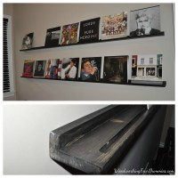Ana White | DIY Record Display Shelf - DIY Projects