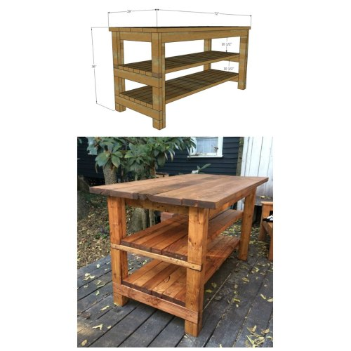 Medium Crop Of Kitchen Island Plans