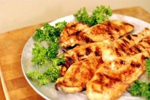 'Pantry Raid' Grilled Chicken