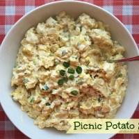 Picnic Potato Salad -- Banana Boat® & OFF!® at Walmart