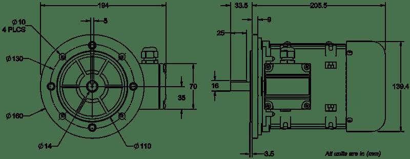 220vac single phase wiring diagram