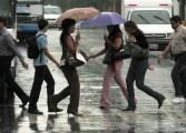 Inameh pronostica lluvias débiles en gran parte del territorio nacional