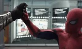 Nuevo tráiler de <i>Captain America: Civil War</i> muestra a Spider-Man en acción