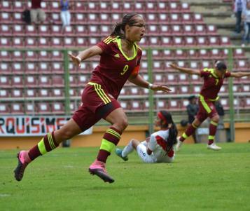 Deyna Castellanos se alzó con el Balón y la Bota de Bronce