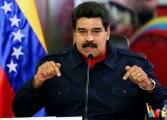 """Maduro denunció nuevo """"plan golpista"""" apoyado por EEUU"""