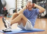 Gold's Gym: Ejercitarse mantiene la vitalidad en la tercera edad