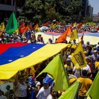 """Estos son los 7 puntos de la """"Toma de Caracas"""" convocada por la MUD"""
