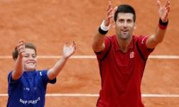 Djokovic quiere volver a disfrutar cada momento en la cancha