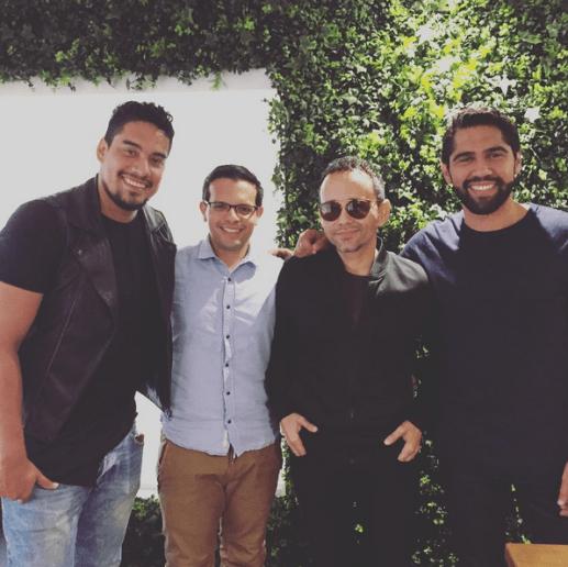 Imagen compartida desde Instagram @AndresMarquina