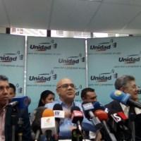 Torrealba: Como el CNE no se pronuncia habrá marcha este 27Jul