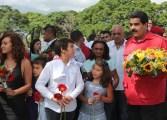 Maduro revela que no le gusta celebrar la fundación de Caracas