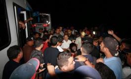 Agreden y retienen en Yaracuy a zulianos que van hacia la Toma de Caracas