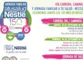 "4ta edición ""A tu salud - Nestlé 150 años"" a beneficio de SAV"
