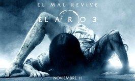 """Estrenan el tráiler de la película de terror """"El Aro 3"""""""