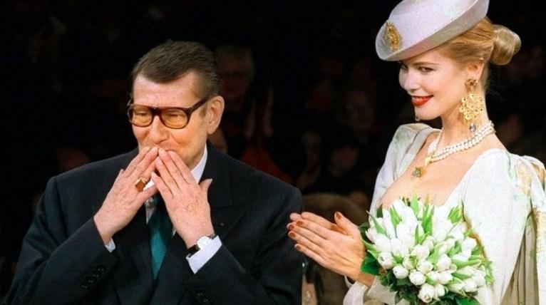 """""""La moda desaparece, pero el estilo es eterno"""", YSL/ / Foto: AFP"""