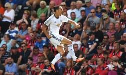 Ibrahimovic salvó al United de otra desgracia