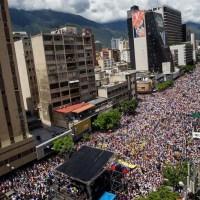 """Conozca los puntos de salida para la """"Toma de Venezuela"""" este #26Oct"""