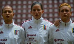 La Vinotinto sub-17 femenina sube el telón mundialista ante Alemania