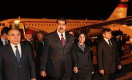 Maduro anuncia que suscribirá alianza energética y financiera con Azerbaiyán