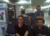 Cuatro periodistas peruanos permanecen retenidos en aeropuerto de Maiquetía