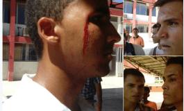 Oficialistas agredieron a estudiantes universitarios en Cumaná