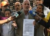 Ismael León denunció en Fiscalía a los CLAP