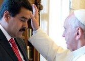 Presidente Maduro visita al Papa este lunes