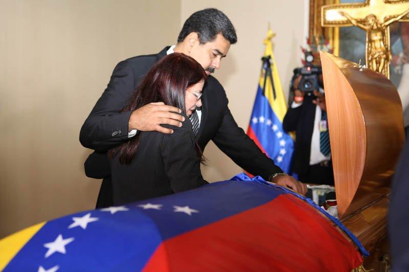 Maduro anunció nueva misión para pedir que se derogue decreto de Obama