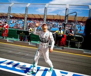Nico Rosberg anuncia su retiro de la Fórmula Uno