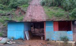 Un hombre murió al colapsar su vivienda en el sector Brisas de Turumo