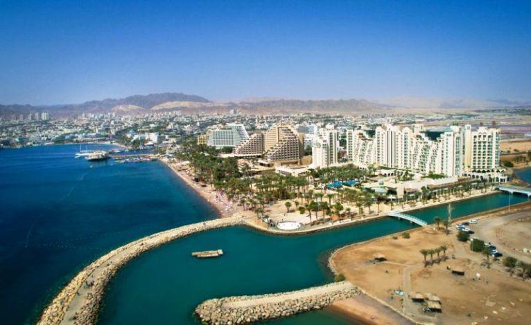 Eilat, la ciudad más meridional de Israel