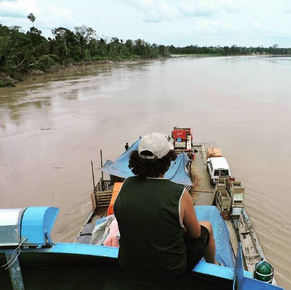 Navegamos por el Amazonas rumbo a Manaos