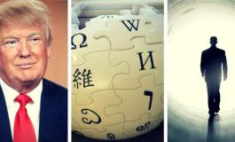 Trump y la muerte: Los artículos más leídos de Wikipedia