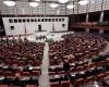 Parlamento turco aprueba someter a referéndum un cambio constitucional