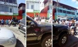 Saquean camiones y una farmacia en Güiria y Cariaco