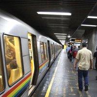 Cerradas este viernes ocho estaciones del Metro de Caracas