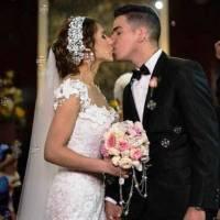 Humorista venezolano Javier Romero se casó