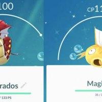 Así se consigue Gyarados Rojo en Pokémon GO