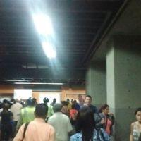 Hieren de un tiro a hombre en la estación del Metro Altamira durante robo