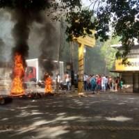 Denuncian saqueos en comercios del Norte y Sur de Maracay (Videos)