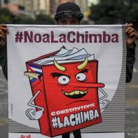Paro cívico se desarrolla entre represión y detenciones en el interior del país