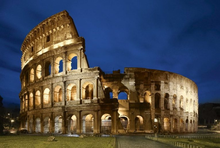 Coliseo. Foto: Cortesía