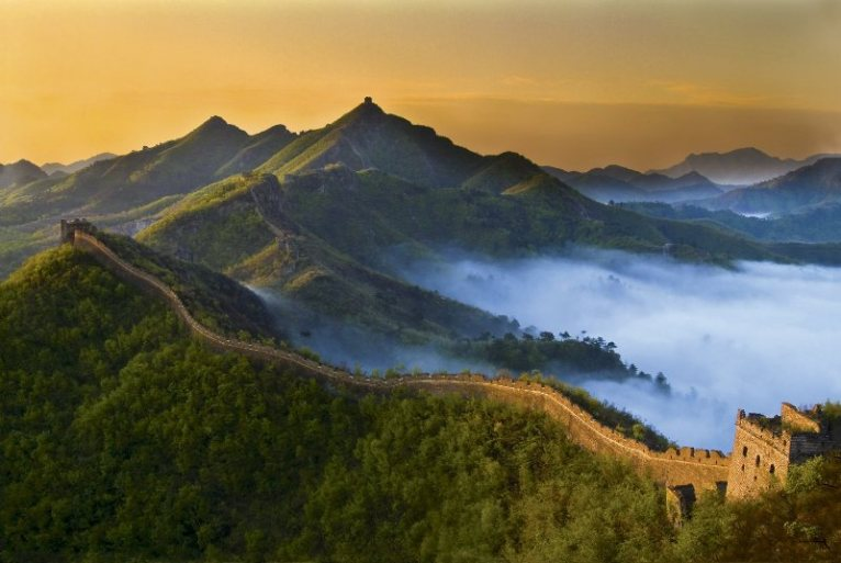 Gran Muralla China. Foto: Cortesía