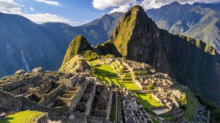 Machu Picchu, una de las 7 maravillas del mundo