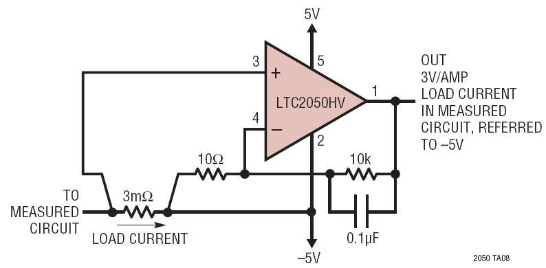 forum analog circuits current sensing circuit