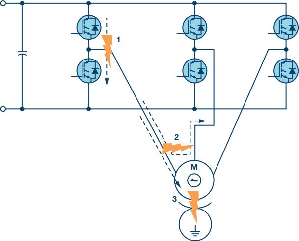 igbt control circuit