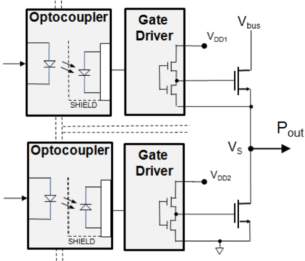 transformer driver circuit